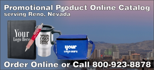 Promotional Products Reno, Nevada